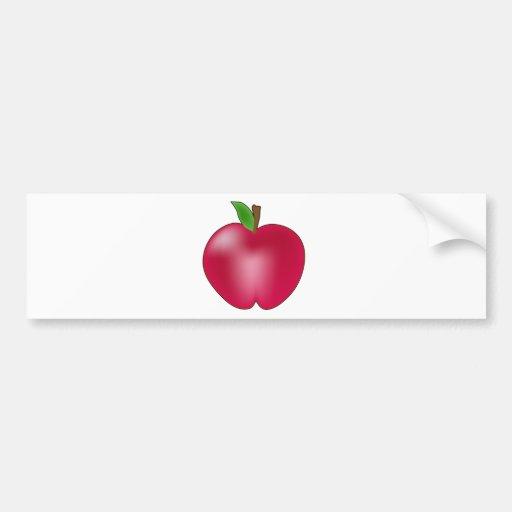Apple Pegatina Para Auto