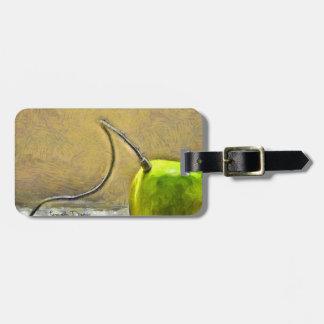 Apple Phone Bag Tag