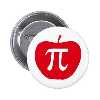 Apple Pi, Apple Pie Pinback Button