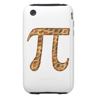 Apple Pi Tough iPhone 3 Cover