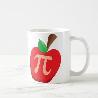 Apple Pi Classic White Coffee Mug
