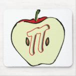 Apple pi (EMPANADA) 3,14 Alfombrillas De Ratón