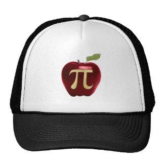 Apple pi gorros bordados