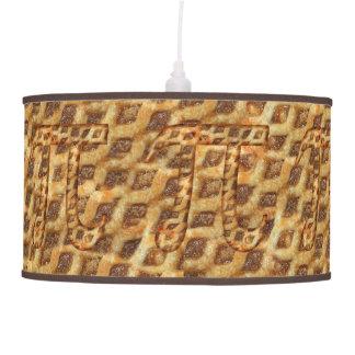 Apple Pi Hanging Lamp