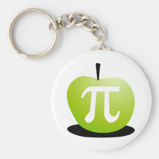 Apple Pi Keychain
