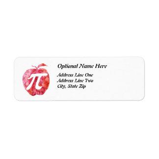 Apple Pi Label