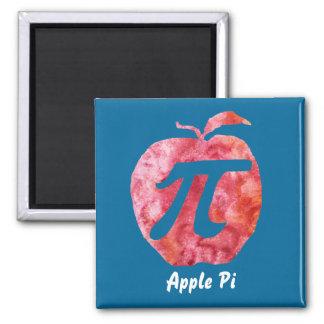 Apple Pi Refrigerator Magnets