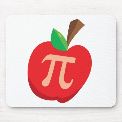 Apple Pi Mouse Pad