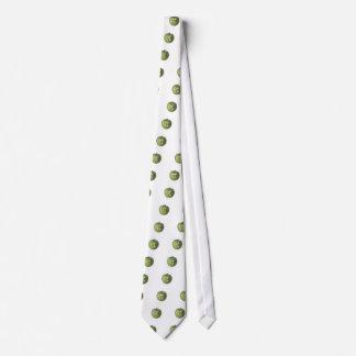 Apple Pi Neck Tie