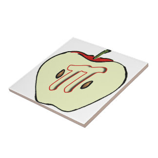Apple Pi (Pie) Tile