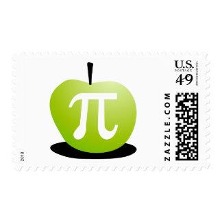 Apple Pi Postage Stamp