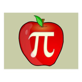 Apple Pi Postcard