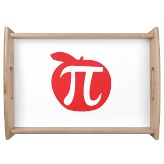Apple Pi Serving Tray