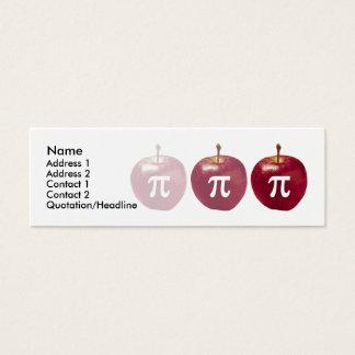 apple pi skinny card