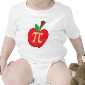 Apple Pi T-shirts