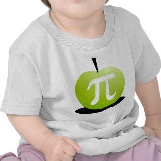 Apple Pi shirt