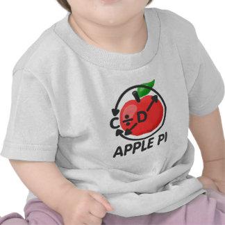 Apple Pi Tees