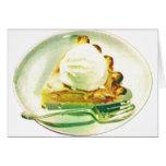 Apple Pie 1955 Card