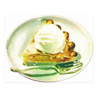 Apple Pie 1955 Postcard