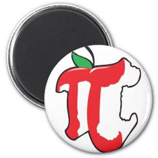 apple pie 2 inch round magnet