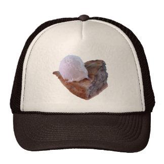 Apple pie a la mode trucker hat