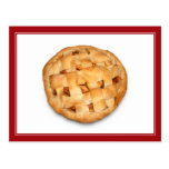 Apple Pie (Add Background Color) Postcard