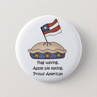 Apple Pie American button