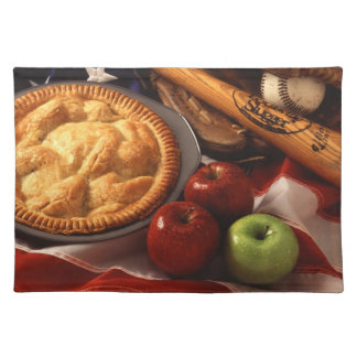 Apple Pie American MoJo Placemat