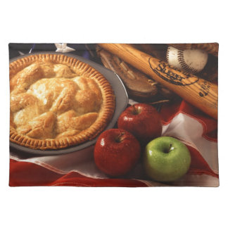 Apple Pie American MoJo Placemats