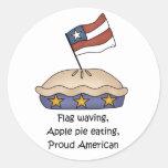 Apple Pie American stickers