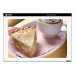 Apple pie and hot cocoa laptop skins