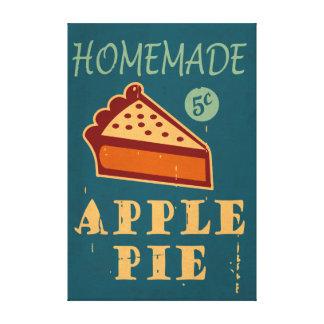 Apple Pie Canvas Print