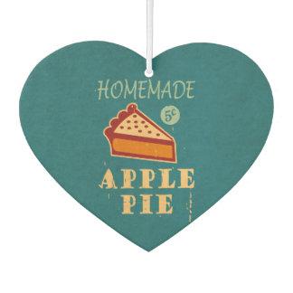 Apple Pie Car Air Freshener