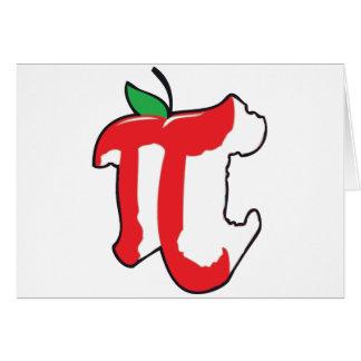apple pie card