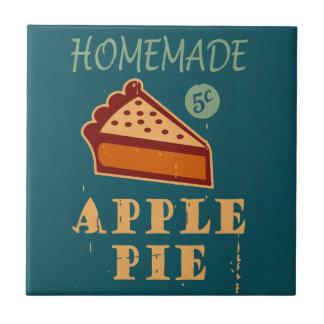 Apple Pie Ceramic Tile
