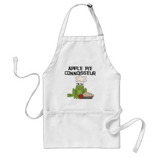 Apple Pie Connoisseur Tshirts and Gifts Adult Apron