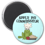 Apple Pie Connoisseur Tshirts and Gifts Refrigerator Magnet