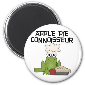 Apple Pie Connoisseur Tshirts and Gifts Magnet