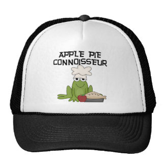 Apple Pie Connoisseur Tshirts and Gifts Trucker Hat