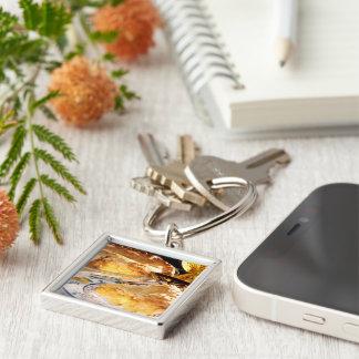 Apple Pie Dessert Keychain