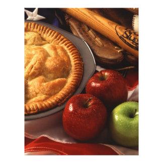 Apple pie flyer