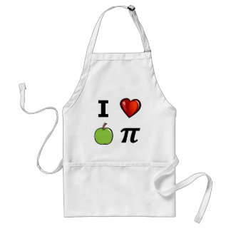 Apple Pie Full Adult Apron