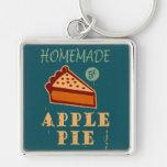 Apple Pie Key Chains