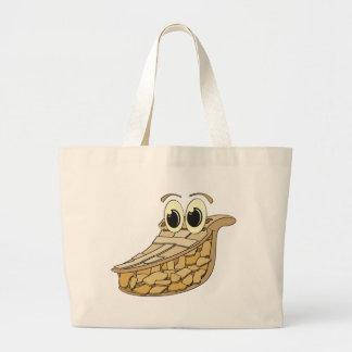 Apple Pie Large Tote Bag