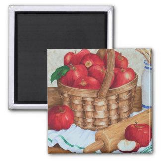Apple Pie Magnet Fridge Magnets