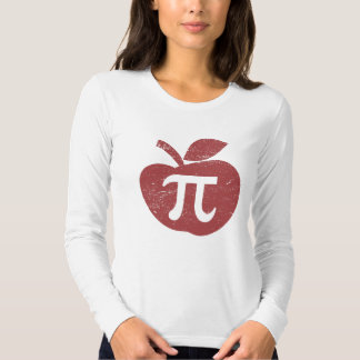 Apple Pie Pi Day T Shirt