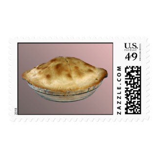 Apple Pie Stamp