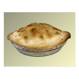 Apple Pie Postcard