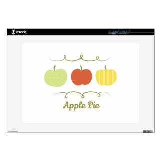 "Apple Pie Skin For 15"" Laptop"