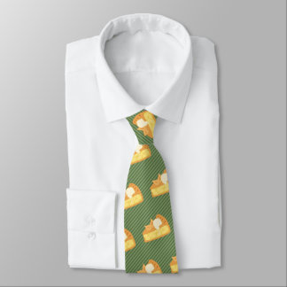 Apple Pie Slice Graphic - Choose Background - Fun Tie